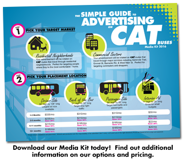 The Simple Guide to Advertising on CAT Buses (PDF)
