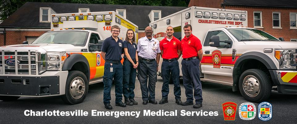 Charlottesville Emergency Medical Services