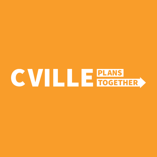 Cville Plans Together Logo - Orange