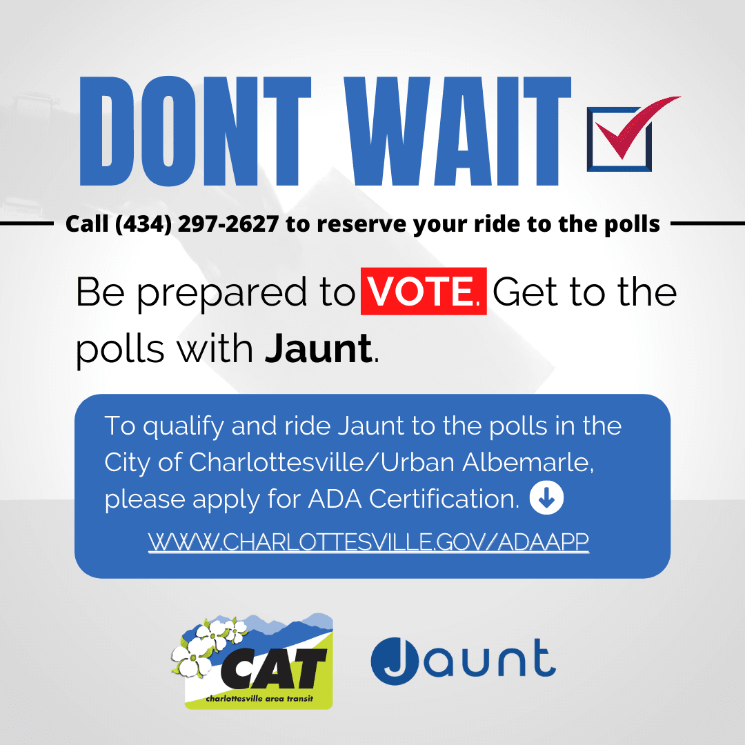 Jaunt VOTE Social Graphic