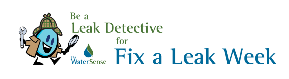 Be a leak detective