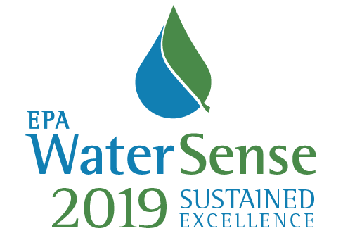 Logo from Environmental Protection Agency for winning the Sustained Excellence Award in 2019