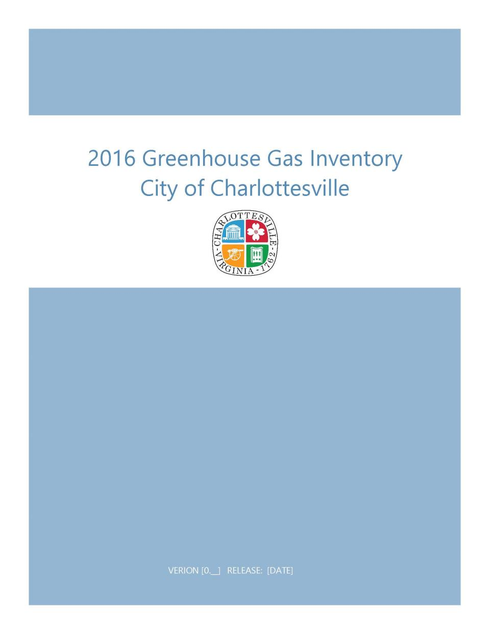2016 GHG Inventory - Report Cover (.jpg) Opens in new window