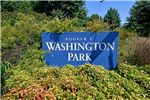 Washington Park Sign